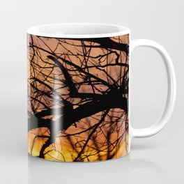 Sunset in montreal Coffee Mug