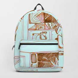 Live! At Command Central Backpack