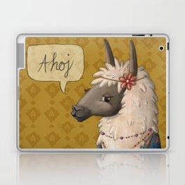 Bohemian Llama Laptop & iPad Skin