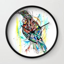 Geometric Tui Wall Clock
