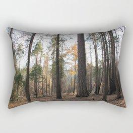 TREEEEES Rectangular Pillow