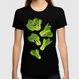Lettuce Bok Choy Vegetable T-shirt
