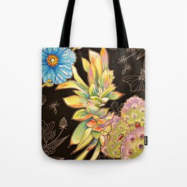 Botany Delight Tote Bag