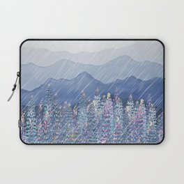 Mountain Lupine  Laptop Sleeve