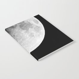The Moon Hawls Notebook