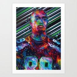 Doug Baldwin Art Print