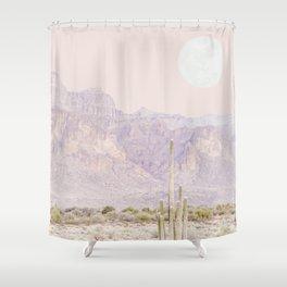 Desert Dreams Shower Curtain