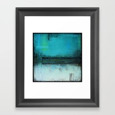 The Other Side II Framed Art Print