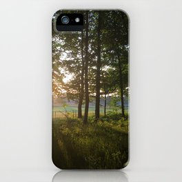 Dusk to Dawn iPhone Case