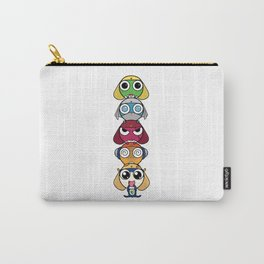 Leap Frogs in Space!! Carry-All Pouch