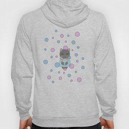 Whimsical Cat Hoody