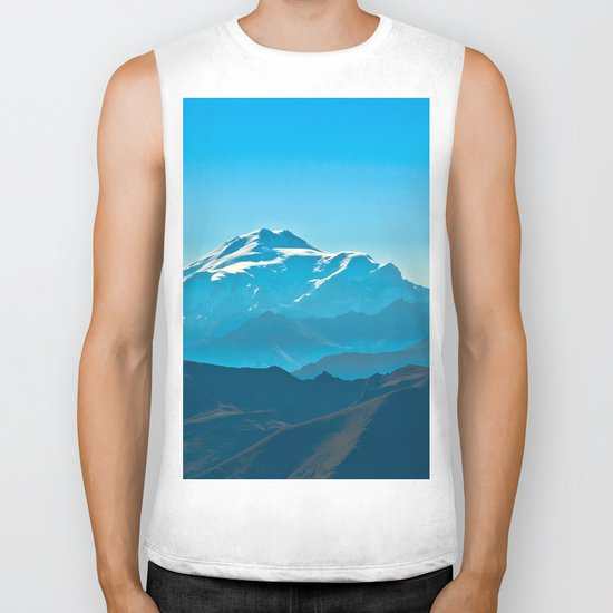 The top of Elbrus Biker Tank