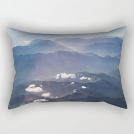 Alps view Rectangular Pillow
