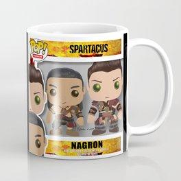 Nagron Spartacus Funko Coffee Mug