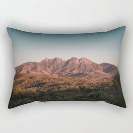Four Peaks Rectangular Pillow