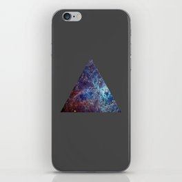 Biggest Hipster in all Cosmos iPhone Skin
