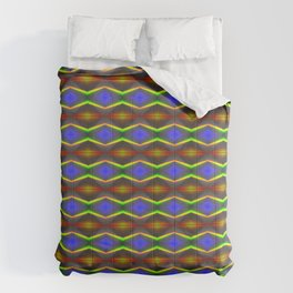 RGB - Optical Series 002 Comforters