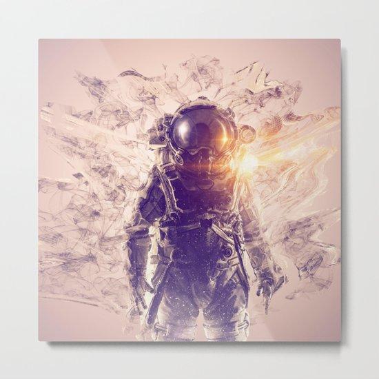 Extinction-3 Metal Print
