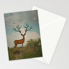 Demi God Stationery Cards