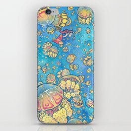 Jellyfish Lake iPhone Skin