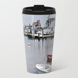 the sunken ship--more vibrant Travel Mug