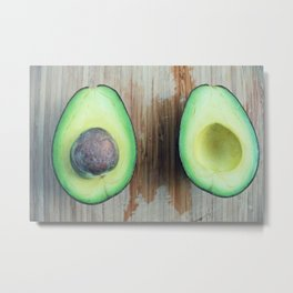 make me some guac Metal Print