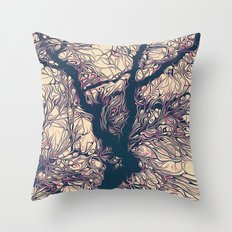 treeflex Throw Pillow