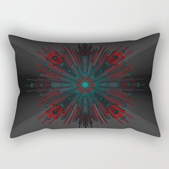 Nucleotid Rectangular Pillow