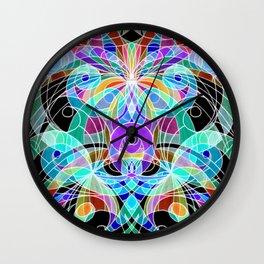 Ethnic Style G11 Wall Clock