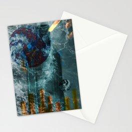 Gravity Glass Stationery Cards