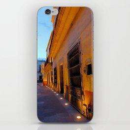 Night at Zacatecas iPhone Skin