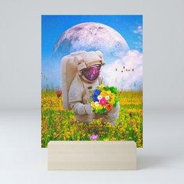The Solitary Collector Mini Art Print