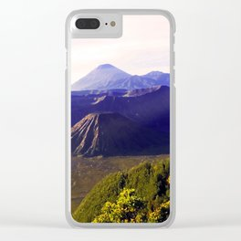 The Bromo Clear iPhone Case