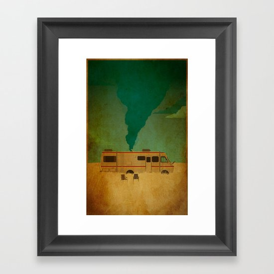Cooking Framed Art Print