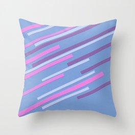 Speed III Throw Pillow