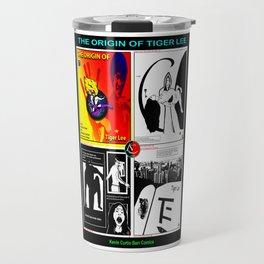THE ORIGIN OF TIGER LEE ... book poster Travel Mug