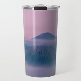 Dawn At Mount Bromo Travel Mug