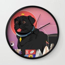 Casa Canis Wall Clock
