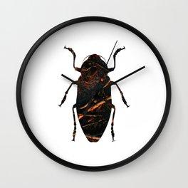 beetles_dream_03 Wall Clock