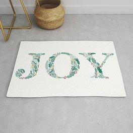 Holiday JOY Rug