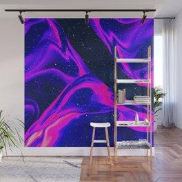 Quantum Entanglement Wall Mural