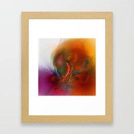 Olgonia 3 Framed Art Print