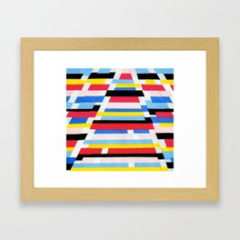 Album Cover for Record that Doesn't Exist Yet (#1) Framed Art Print