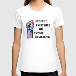 Respect or Expect T-shirt