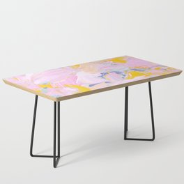 Reconstructed Coffee Table