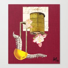 The Fruits of Labor Canvas Print