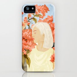 Summer Soul iPhone Case