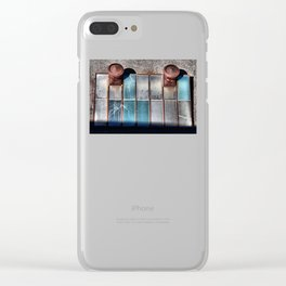 Looking Glass Clear iPhone Case
