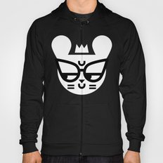 Skeptical Mouse Hoody
