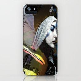 Saint Dymphna Reborn iPhone Case